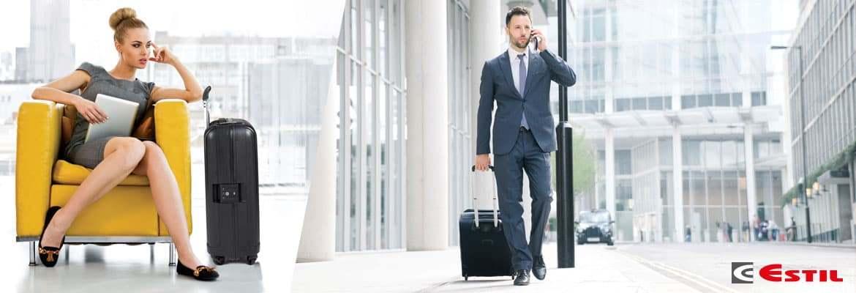 Естил - българска марка куфари за бизнес пътуване